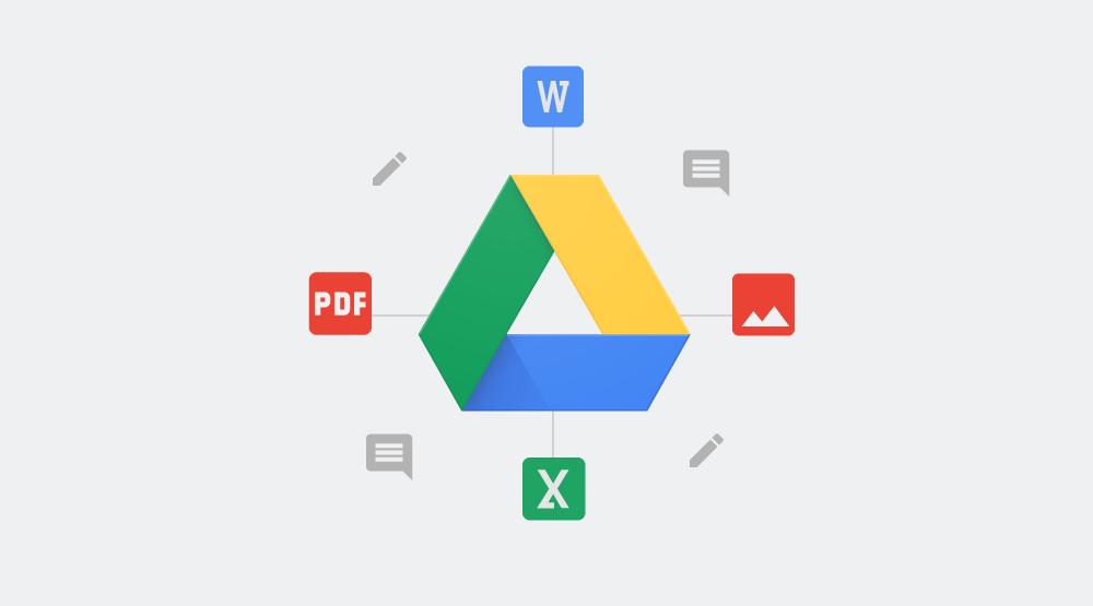 OneDrive vs Google Drive võrdlus